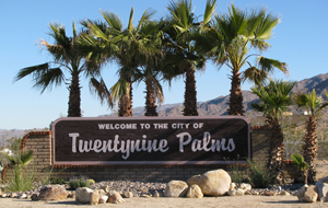 Twentynine Palms California Map.About Twentynine Palms California
